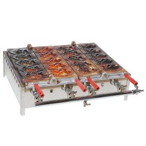 たい焼器(LPガス用)