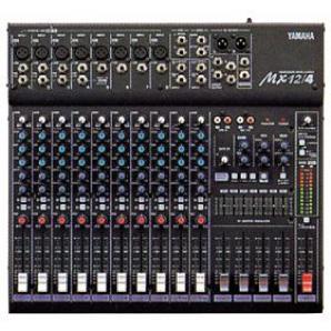 ミキシングコンソール 12ch(MX12/4)