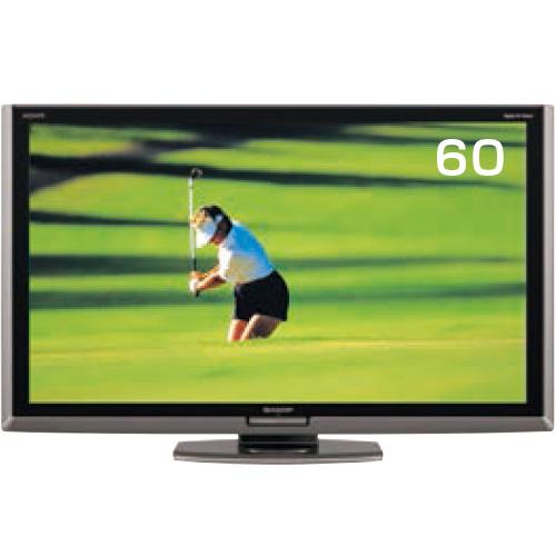 60型液晶ディスプレイテレビ
