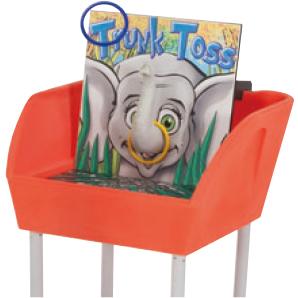 象さん輪なげ