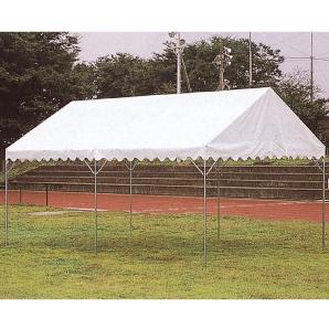 集会用テント3K×5K(白)